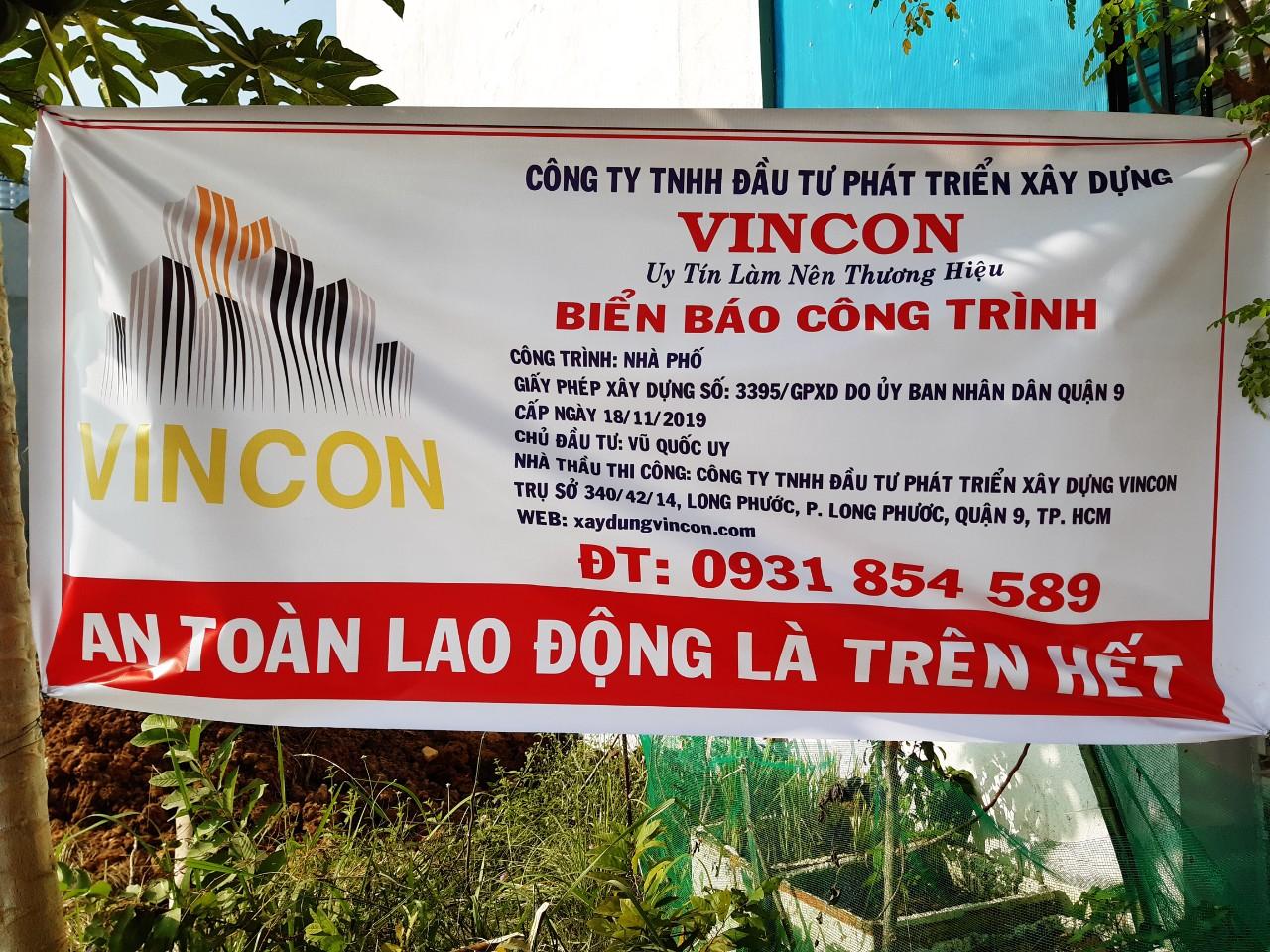 báo giá xây nhà trọn gói tại tphcm