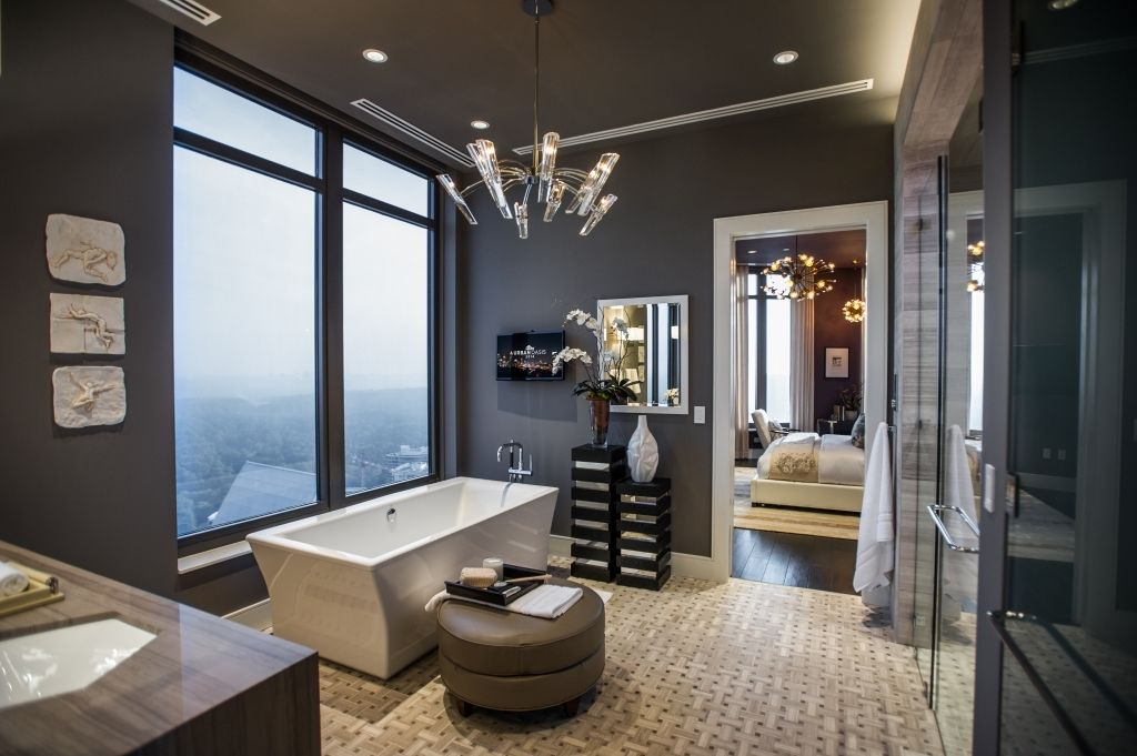 mẫu phòng tắm đẹp, sang trọng, cuốn hút