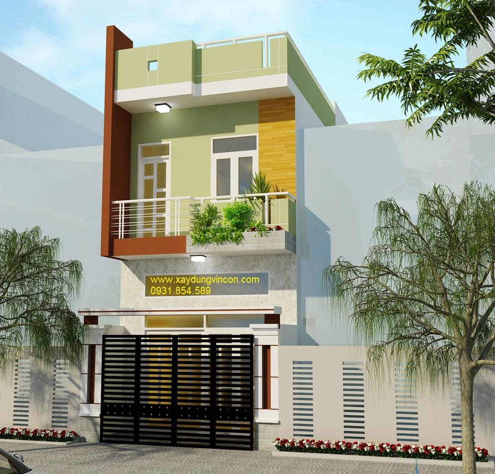 xây nhà trọn gói giá rẻ