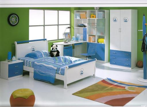 mẫu phòng ngủ đẹp cho trẻ em