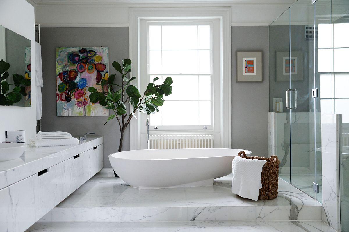 mẫu phòng tắm đẹp, hợp phong thủy