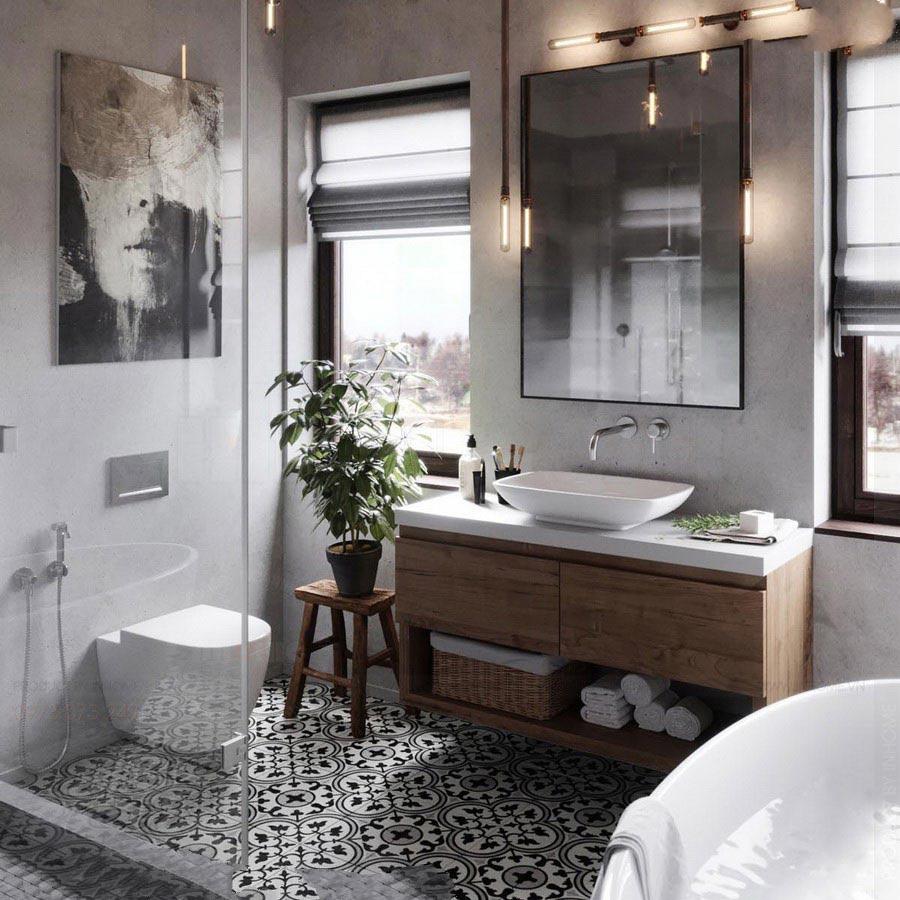 mẫu phòng tắm đẹp, sang trọng