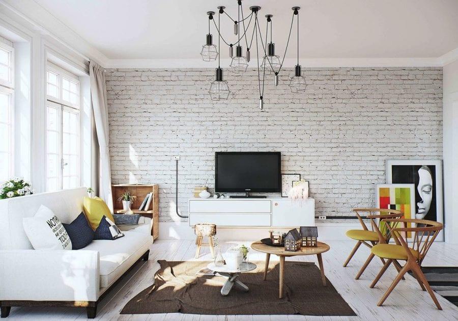 phong cách thiết kế nội thất Retro