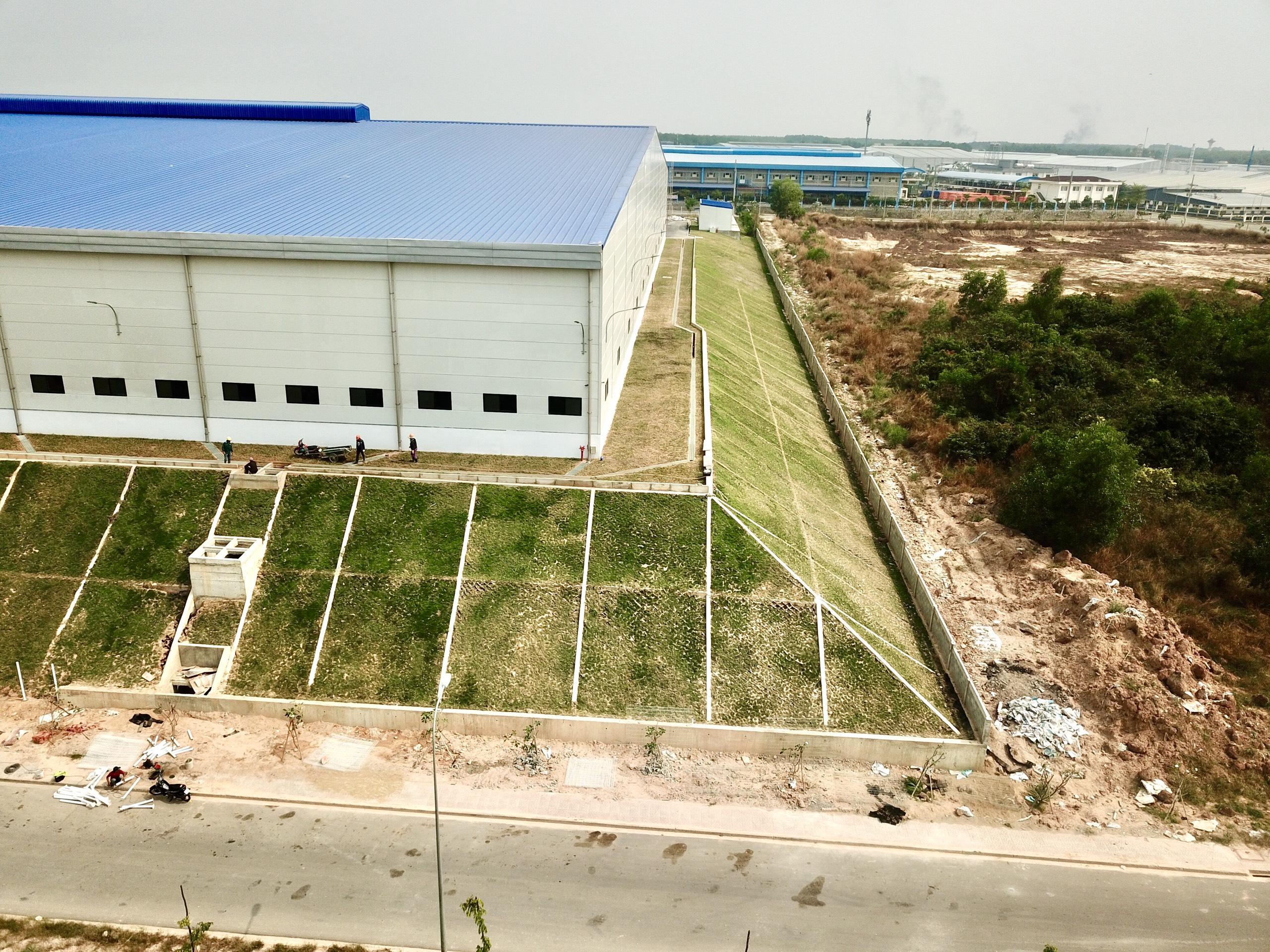 xây dựng nhà xưởng giá rẻ